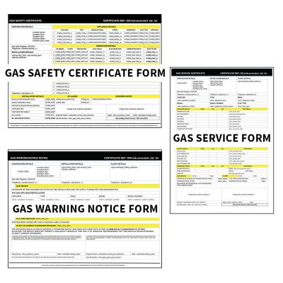Bundled Gas Forms
