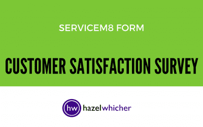 New to the ServiceM8 Form Store – Customer Satisfaction Survey