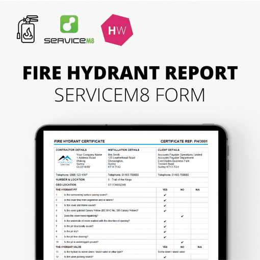 Fire Hydrant Report