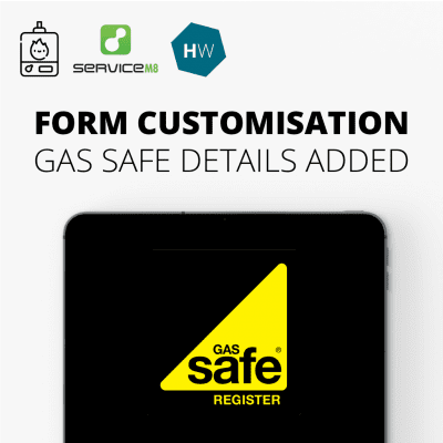 Gas Form Customisation