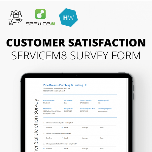 Customer Satisfaction Survey Form