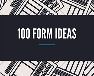 100 form ideas for your business