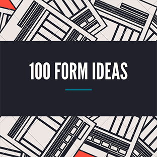 Remove paperwork altogether: 100+ form ideas for your business