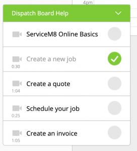ServiceM8 Onboarding Tips