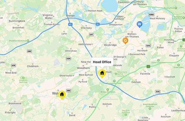 Dispatch Map Multiple Locations in ServiceM8