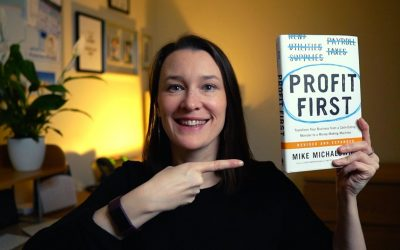 How I use the Profit First system to run my businesses