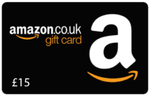 Amazon Gift Card if you love ServiceM8